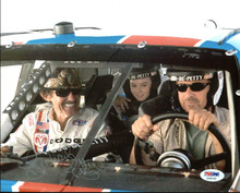 Richard Petty Authentic Signed 8X10 Photo Autographed PSA/DNA #AA42142