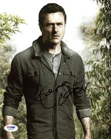 Jason O'Mara Terra Nova Authentic Signed 8X10 Photo Autographed PSA/DNA #X29539