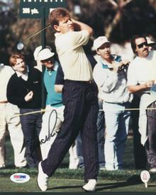 Nick Price Pga Golf Signed Authentic 8X10 Photo Autographed PSA/DNA #U66307