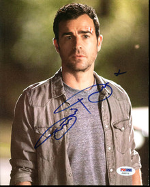 Justin Theroux The Leftovers Authentic Signed 8X10 Photo PSA/DNA #AA83716