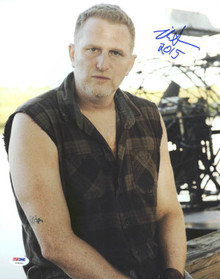 Michael Rapaport Justified Signed Authentic 11X14 Photo PSA/DNA #Y78144