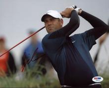 Stewart Cink PGA Golf Signed Authentic 8X10 Photo Autographed PSA/DNA #Z56470