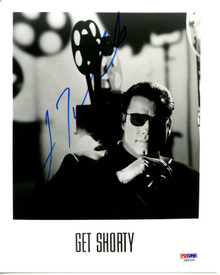 John Travolta Get Shorty Signed Authentic 8X10 Photo Autographed PSA/DNA #J00544