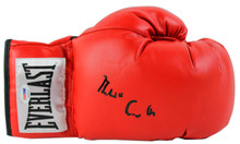"""Muhammad Ali """"Cassius Clay"""" Authentic Signed Boxing Glove PSA/DNA ITP #5A26557"""