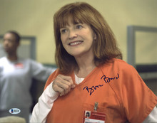Blair Brown Orange Is The New Black Authentic Signed 11X14 Photo BAS #B84328