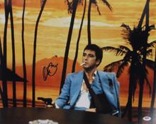 Al Pacino Scarface Signed 16X20 Photo Auto Graded Gem Mint 10! PSA/DNA #5A80064