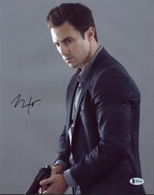 Milo Ventimiglia Chosen Authentic Signed 11X14 Photo Autographed BAS #B91650