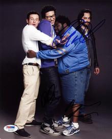 Undateable Cast (3) D'Elia, Glassman & Flynn Signed 8X10 Photo PSA/DNA #W11327