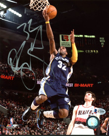 Grizzlies O.J. Mayo Authentic Signed 8X10 Photo Autographed BAS #B71559
