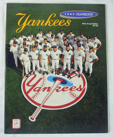 New York Yankees Authentic Official 1993 Program Yearbook