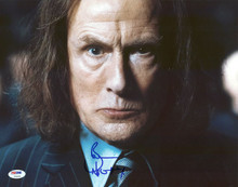 Bill Nighy Signed Authentic 11X14 Photo Autographed PSA/DNA #Y99096