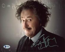 Geoffrey Rush Genius Authentic Signed 8X10 Photo Autographed BAS #B73944