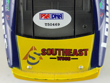 Mike Skinner Nascar Authentic Signed 1:24 Scale Monte Carlo Car PSA/DNA #T50469