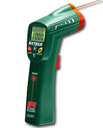 Extech Wide Range Infrared Gun Thermometer