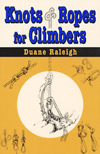 Knots and Ropes for Climbers Book