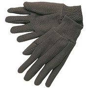 Memphis Brown Jersey Clute Pattern Ladies Gloves - 7102
