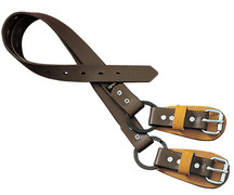 "Weaver Heavy-Duty Split Ring 26"" Lower Climber Straps"