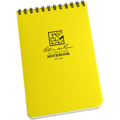 Rite in the Rain Hip Pocket Top-Spiral Notebook - 146 at CSPOutdoors.com