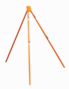 Rigid and Roll Up Tripod Sign Stand