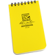 Rite in the Rain Top-Spiral Shirt Pocket Notebook - Front Cover