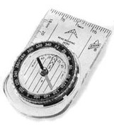 Silva Polaris Model 177 Baseplate Compass