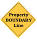 Property Boundary Line Markers - Plastic
