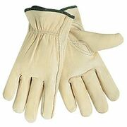 Memphis Keystone Thumb, Shirred Elastic Back Driver's Gloves - 3211