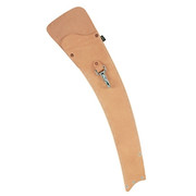 """Weaver Leather 27"""" Curved Pruning Saw Leather Sheath - 08-02001"""