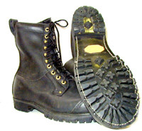 SwedePro Kevlar Chainsaw Boots
