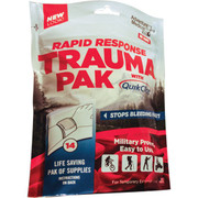 Adventure Medical Kits Rapid Response Trauma Pak with QuikClot (2064-0294) at CPOutdoors.com