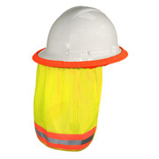 Radians Hi-Vis Hard Hat Neck Shade at CSPOutdoors.com