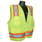 Radians SV62 Class 2 Surveyor Vest | SV62-2ZGT