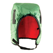 OccuNomix Green Hard Hat Winter Liner - 0040