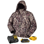 DeWalt DCHJ062B Heated HTC Camo Jacket