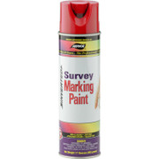 Aervoe Inverted Tip Survey Marking Paint 201 Red