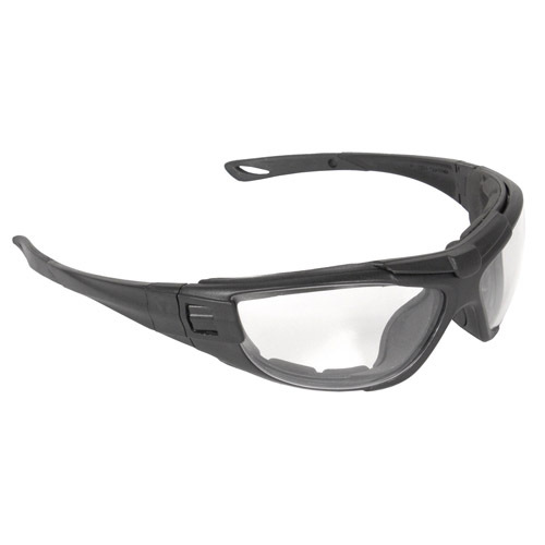 Radians Quatro 4-In-1 Safety Glasses - Clean, Anti-Fog Lens