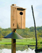 Wood Duck Nesting Box - Cypress