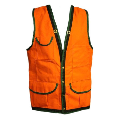 Heavy Duty, 10 Pocket Cordura Forestry Cruiser Vest