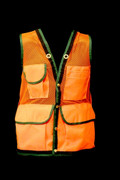 10 Pocket Nylon Mesh Cruiser Vest