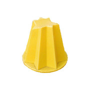 Polyethylene Medium Yellow Pipe Stands, PS412