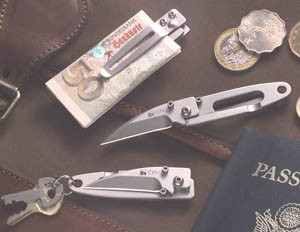 Delilah's P.E.C.K Pocket Knife