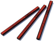 Dixon Red and Black Carpenter Pencils