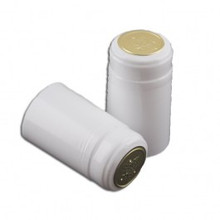 White PVC Capsules