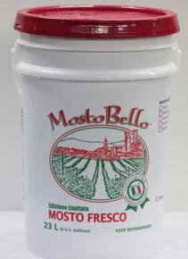 Malvasia Nero - Mosto Bello