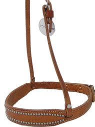 Billy Cook Saddlery Spotted Harness Noseband