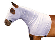 Sleazy Sleepwear for Horses Power Net Stretch Mesh Hood
