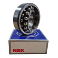 1204JC3 - NSK Double Row Self-Aligning Bearing - 20x47x14mm