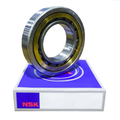 NU1005M - NSK Cylindrical Roller Bearing - 25x47x12mm