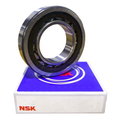 N208ETC3 - NSK Cylindrical Roller Bearing - 40x80x18mm