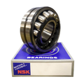24124CK30E4 - NSK Spherical Roller Bearing - 120x200x80mm